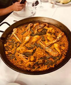Xinno - Paella Valencia 2019
